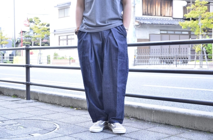 """GO WEST\""""<<GRATEFUL DAY TEE(CHARCOAL)>>Style〜TKB〜_c0167336_22050337.jpg"""