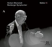 ブロムシュテット/バンベルグ交響楽団でのマーラーの9番_c0021859_16272216.jpg