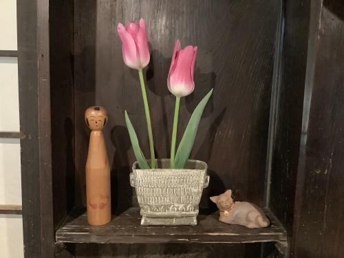 花を楽しむ器たち〜7_d0336460_01415811.jpeg