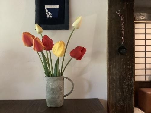 花を楽しむ器たち〜5_d0336460_01471892.jpeg