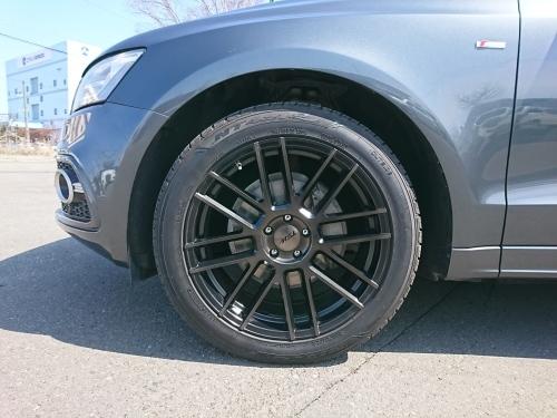 Audi Q5 ローダウン eibach_c0219786_17302597.jpg