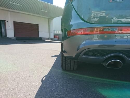 Audi Q5 ローダウン eibach_c0219786_17312783.jpg