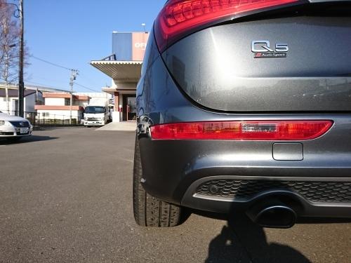 Audi Q5 ローダウン eibach_c0219786_17313963.jpg