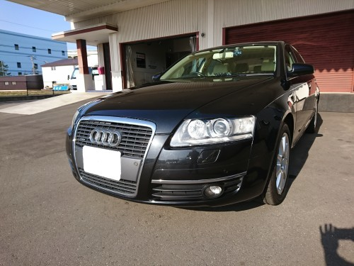 Audi Q5 ローダウン eibach_c0219786_17345924.jpg