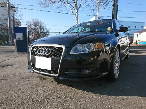 Audi Q5 ローダウン eibach_c0219786_17352508.jpg