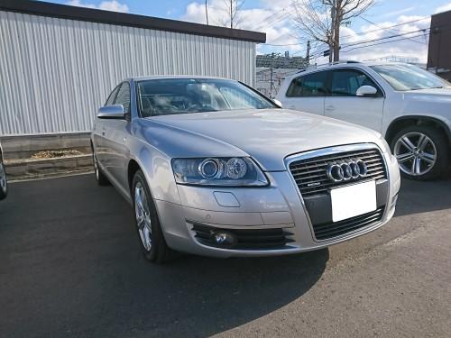 Audi Q5 ローダウン eibach_c0219786_17352813.jpg