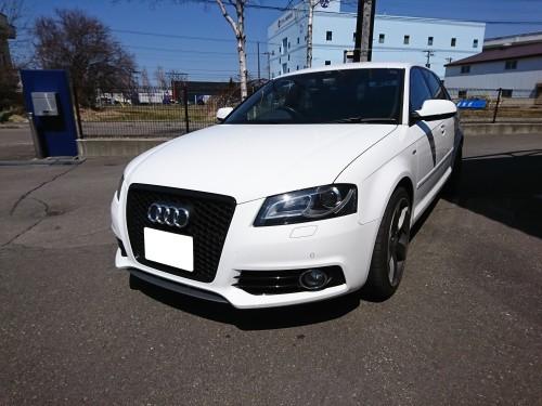 Audi Q5 ローダウン eibach_c0219786_17352944.jpg