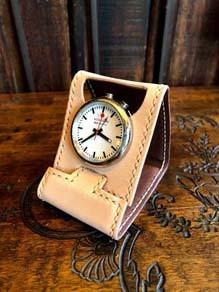 時計のカバー_f0155891_15595309.jpg