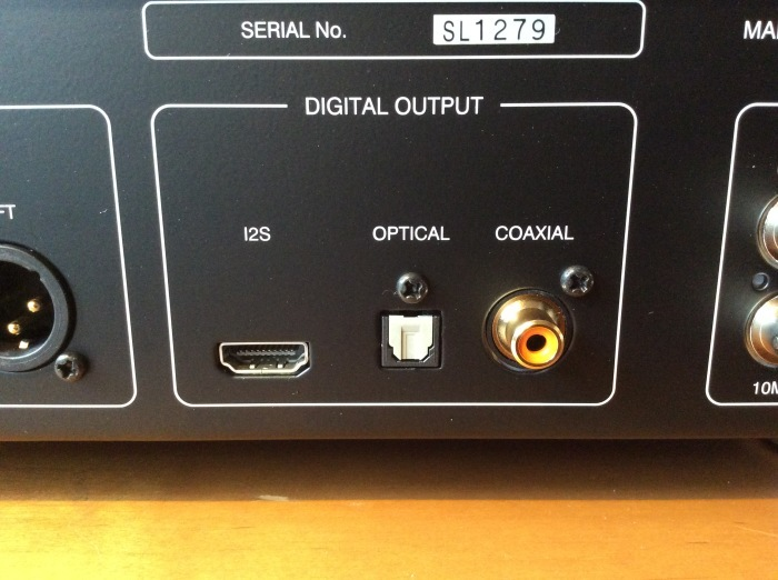 ハイレゾCDが聴ける TRIODE(トライオード) TRV-CD6SE を試聴いたしました。_b0292692_15042964.jpg