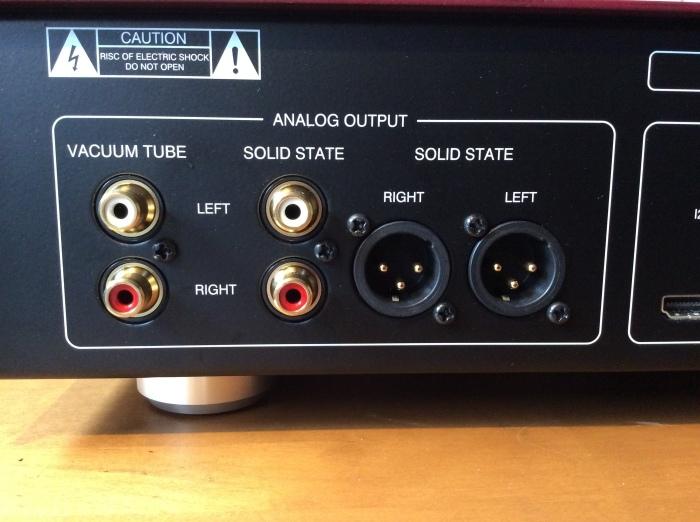 ハイレゾCDが聴ける TRIODE(トライオード) TRV-CD6SE を試聴いたしました。_b0292692_15042977.jpg
