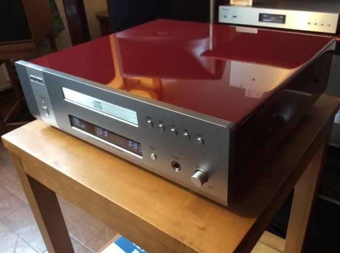 ハイレゾCDが聴ける TRIODE(トライオード) TRV-CD6SE を試聴いたしました。_b0292692_15060737.jpg