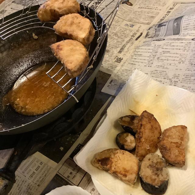 天ぷらは揚げたそばからの立ち食いが美味い!_a0334793_16041467.jpg