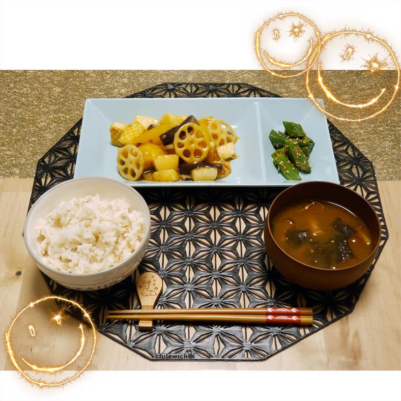 ドクター・スースの絵本/君子蘭/娘とお料理。_d0224894_17425387.jpg