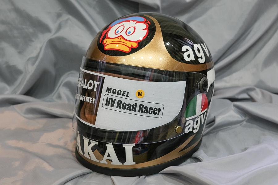 """ZEALOT Road Racer \""""Barry Sheene\""""_f0369107_09334097.jpg"""