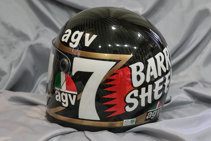 """ZEALOT Road Racer \""""Barry Sheene\""""_f0369107_09340846.jpg"""