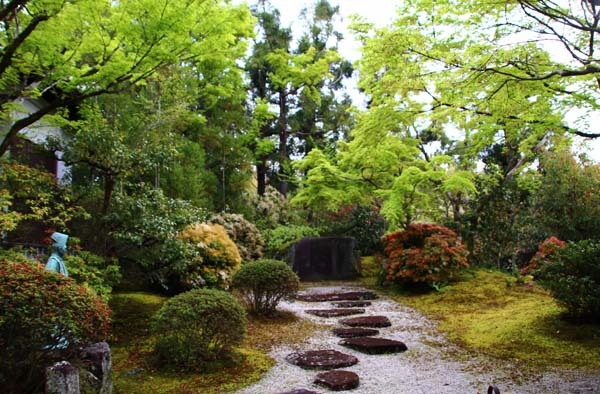新緑の始まり 常照寺_e0048413_21080217.jpg