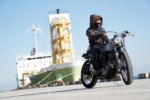 小野 浩司 & Harley-Davidson '75XLCH(2020.01.03/HONMOKU)_f0203027_16213152.jpg