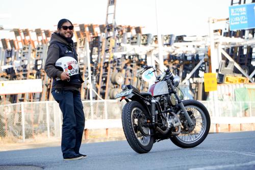 小野 浩司 & Harley-Davidson '75XLCH(2020.01.03/HONMOKU)_f0203027_16213990.jpg