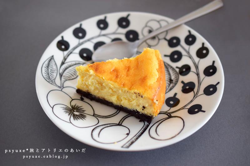 はじめてのオレオチーズケーキ♪_e0131432_20461709.jpg