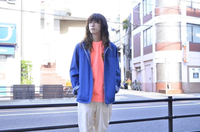 "GO WEST\""<<GRATEFUL DAY TEE(PINK)>>Style〜KODAI〜_c0167336_19354165.jpg"