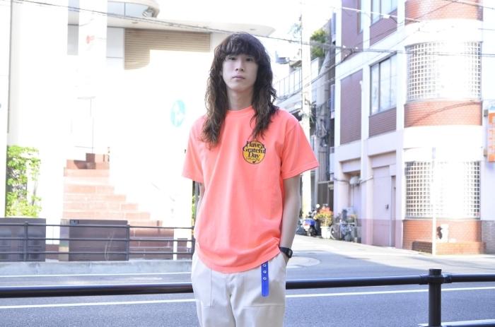 "GO WEST\""<<GRATEFUL DAY TEE(PINK)>>Style〜KODAI〜_c0167336_19365490.jpg"