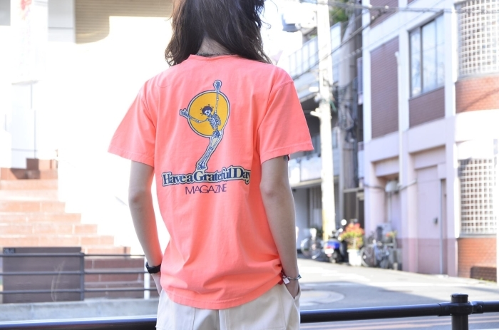 "GO WEST\""<<GRATEFUL DAY TEE(PINK)>>Style〜KODAI〜_c0167336_19370198.jpg"