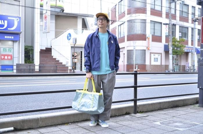 "GO WEST\""<<GRATEFUL DAY TEE(GREEN)>>Style〜TKB〜_c0167336_20454107.jpg"