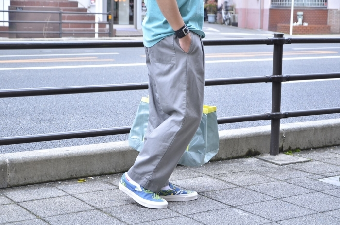 "GO WEST\""<<GRATEFUL DAY TEE(GREEN)>>Style〜TKB〜_c0167336_20462760.jpg"