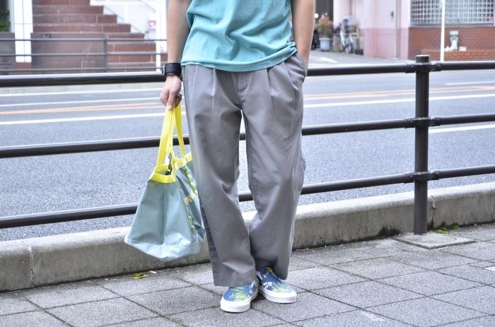 "GO WEST\""<<GRATEFUL DAY TEE(GREEN)>>Style〜TKB〜_c0167336_20463464.jpg"