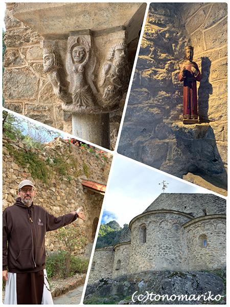 南仏の旅〜サン・マルタン・デュ・カニグー修道院_c0024345_15111371.jpg