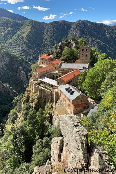 南仏の旅〜サン・マルタン・デュ・カニグー修道院_c0024345_15111405.jpg