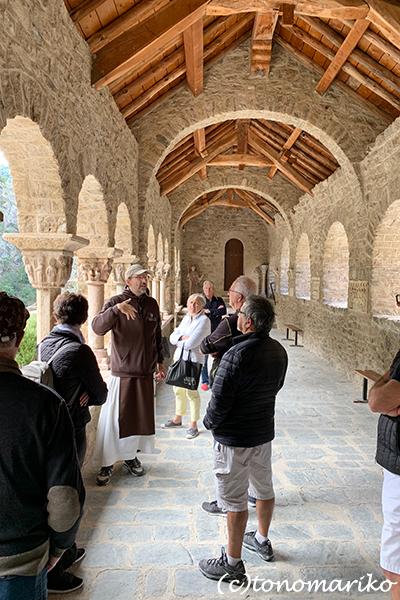南仏の旅〜サン・マルタン・デュ・カニグー修道院_c0024345_15111498.jpg