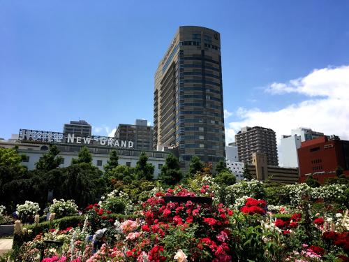 ヨコハマグランドインターコンチネンタルホテル_e0292546_22095034.jpg