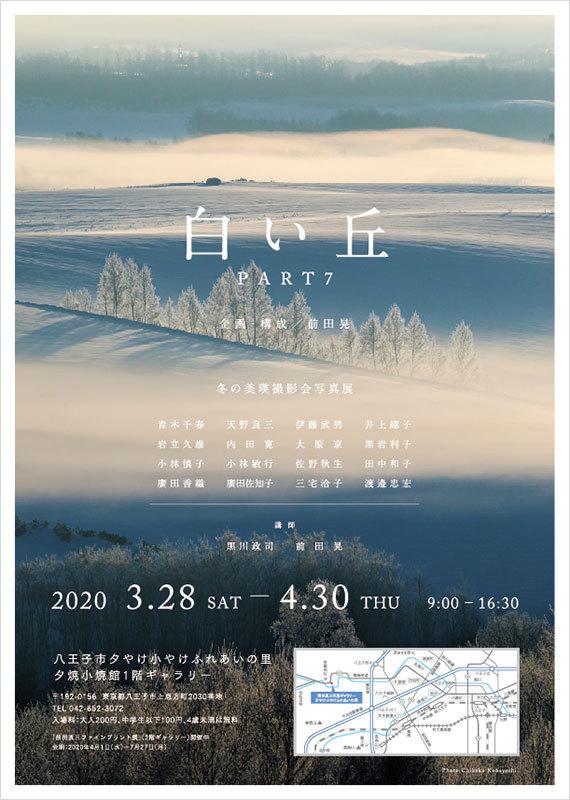 白い丘 PART7 冬の美瑛撮影会写真展(東京)_c0142549_16483154.jpg