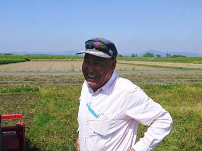 れんげを肥料に使い無農薬栽培の「七城町砂田のこだわりれんげ米」残りわずか!れんげの花咲く様子(2020)_a0254656_18234512.jpg
