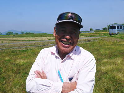 れんげを肥料に使い無農薬栽培の「七城町砂田のこだわりれんげ米」残りわずか!れんげの花咲く様子(2020)_a0254656_18252719.jpg