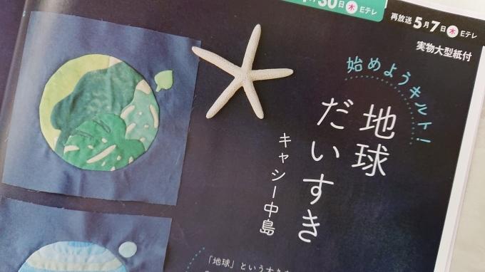 「すてきにハンドメイド5月号」買いました♪_f0374160_21460365.jpg