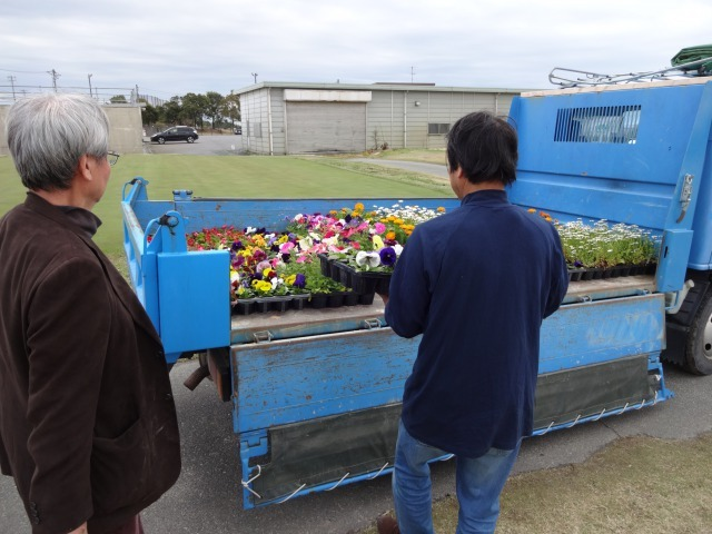 南陽学区さんに花鉢の販売を行いました!R2.3.28_d0338682_15562720.jpg