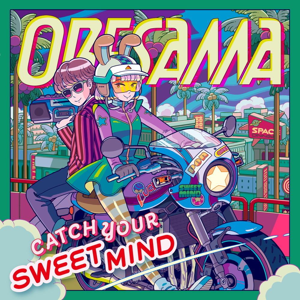 ORESAMA「CATCH YOUR SWEET MIND/ドラマチック」:今を生きるNEW SONG、今と過去をつなぐNEW ARRANGEMENT_b0078188_18160191.jpg