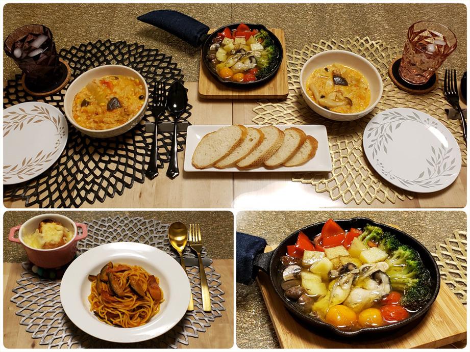 ドクター・スースの絵本/君子蘭/娘とお料理。_d0224894_02512096.jpg