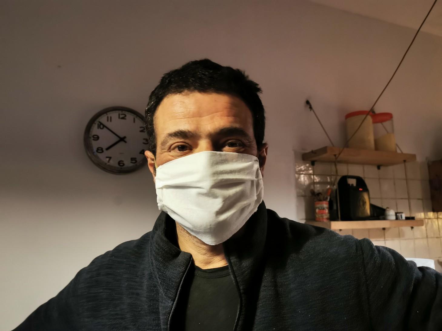 手作りマスク〜アントネッロ編_f0106597_05025881.jpg