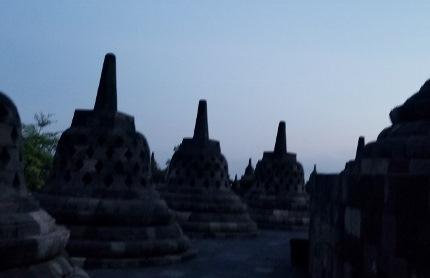 いつか又行ける日の為に インドネシア ボロブドゥール_b0122805_16535490.jpg