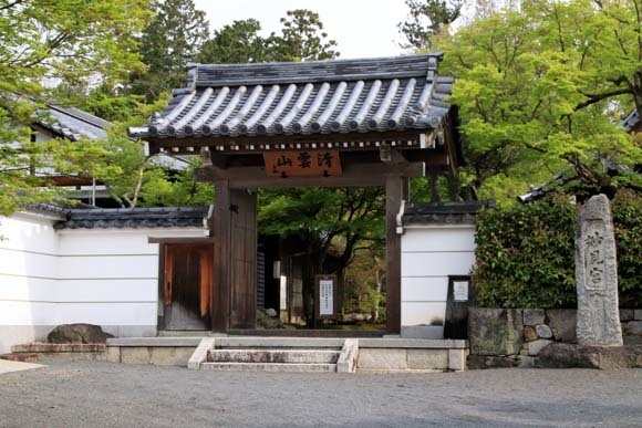 新緑の始まり2 光悦寺など_e0048413_20025671.jpg