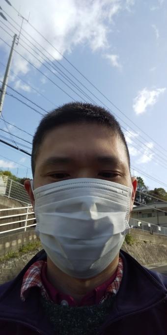 本日も#アベノマスクよりコストコのマスクで介護現場に出勤です。_e0094315_07521950.jpg