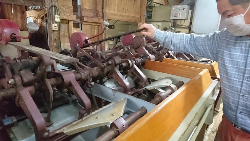 コロナ渦中の茶工場掃除_b0028299_20574154.jpg