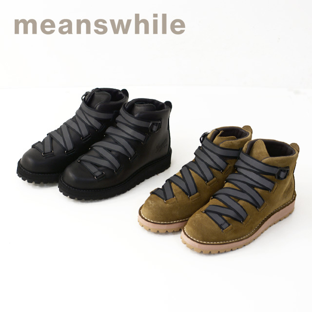 "meanswhile×Danner [ミーンズワイル×ダナー] Danner Mountain ""Harness""[MW-SHOES20101] ダナーマウンテンハーネス・コラボシューズ・ MEN\'S_f0051306_14402892.jpg"