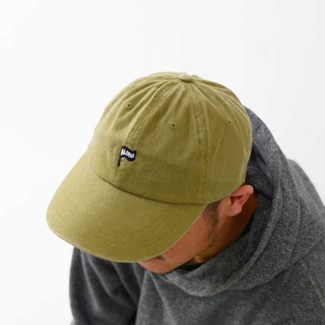 DELICIOUS [デリシャス] ALOHA CAP [HMCA-06] アロハキャップアウトドアキャップ・ MEN\'S_f0051306_16441127.jpg