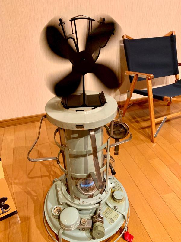 Heat powered Stove Fan_b0223512_21453483.jpg