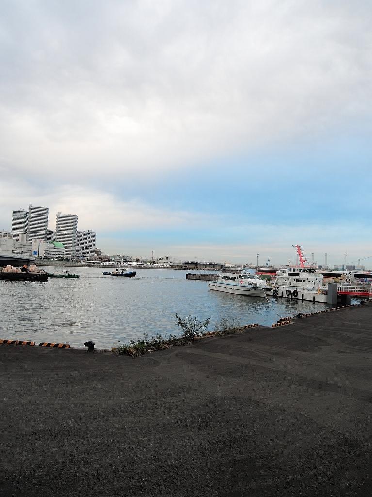 ある風景:Minato Mirai 21 Seaside@Yokohama #1_c0395834_22283648.jpg