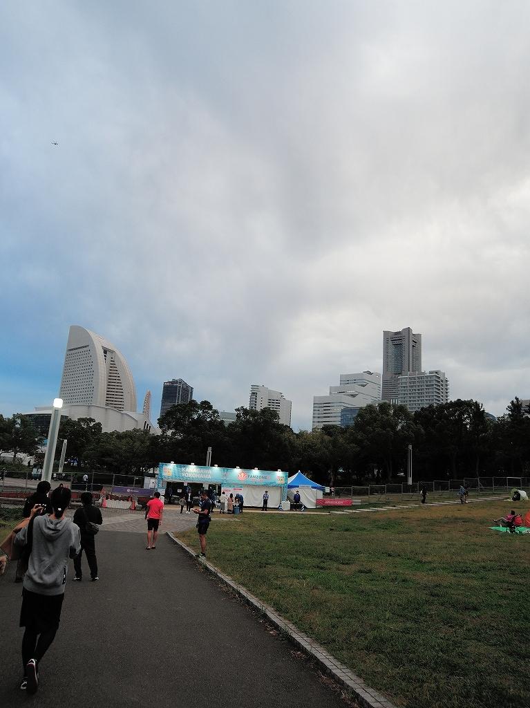 ある風景:Minato Mirai 21 Seaside@Yokohama #1_c0395834_22283794.jpg